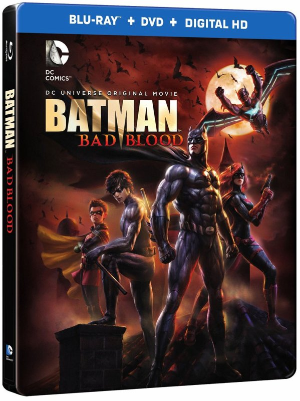 FILM BATMAN : MAUVAIS SANG ANNEE 2016 REALISATEUR ... DUREE ...