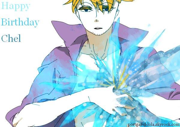 Two-Shoot [1/2] ~ Happy Birthay Chel  ♥