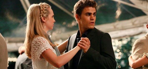 """Vampire Diaries, saison 5 : """"Beaucoup de choses à venir pour Caroline et Stefan"""""""