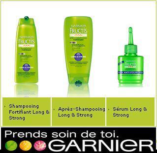 Shampoing pousse les cheveux