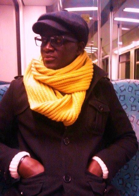 In the S-Bahn