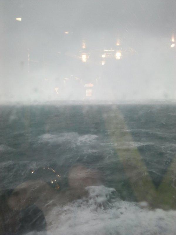 Le bateau ! (Photo)