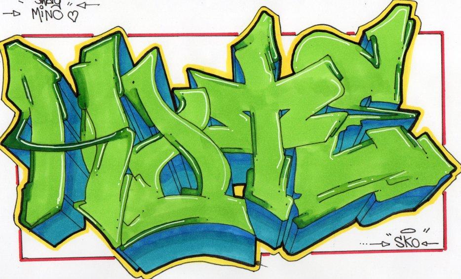 Sk0-Graffiti
