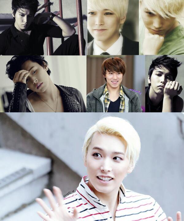 Départ de Sungmin.