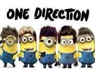 One Direction Minion