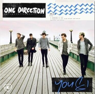 Pochette du single You & I