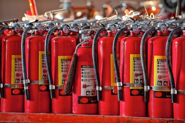 Installing Fire Extinguishers in Your Work Place