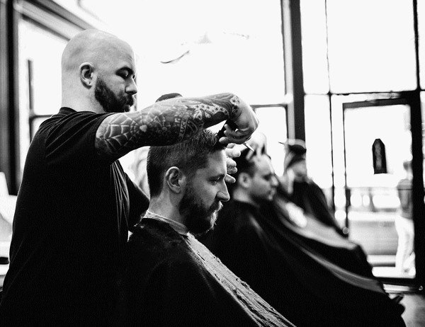 Faire confiance à son coiffeur