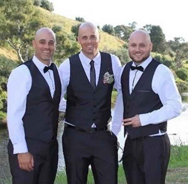Sympathique trio