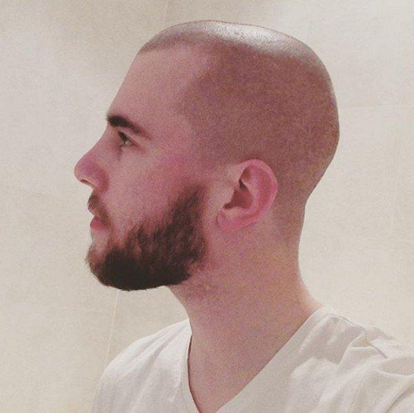 Profil masculin