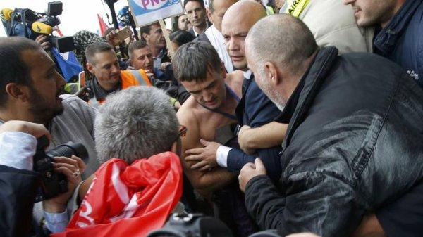 Air France : la véritable violence est du côté des patrons !