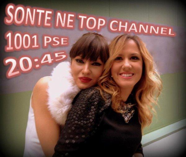 """Diva Adelina Ismaili ne emisionin """"1001 PSE"""""""