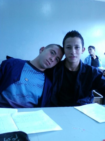 moi et mon amie nazim