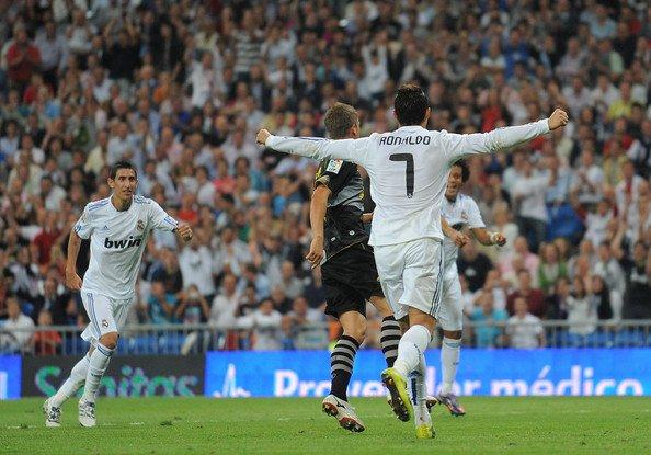 Real Madrid 3-0 Espanyol Barcelone