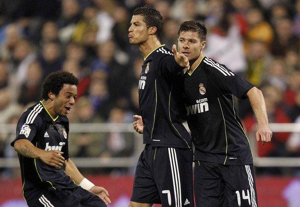 Real Zaragoza 1-3 Real Madrid