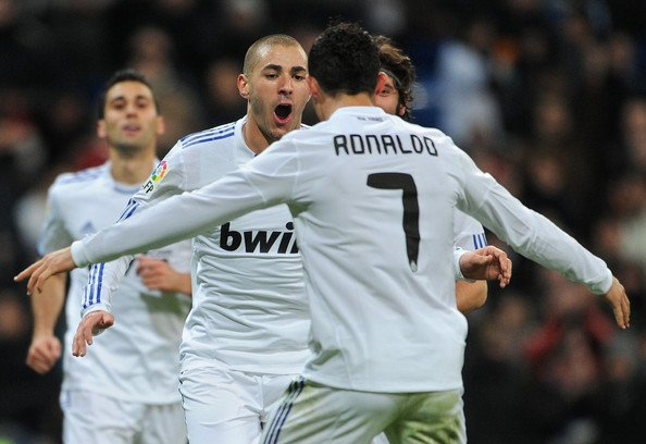 Real Madrid 1-0 Mallorca