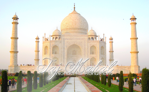 Article# Taj Mahal