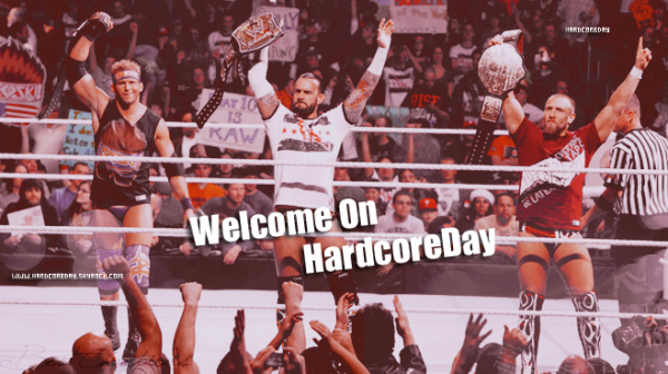 Article Number One ~Welcome On HardcoreDay .!