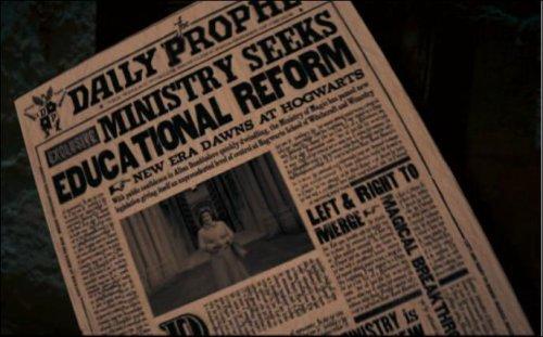 Article spécial : actus Harry Potter