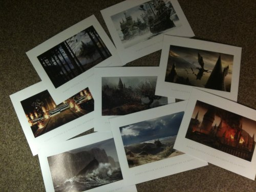 Wizard's Collection - séance photos