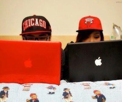 Un couple parfait *.* ♥.