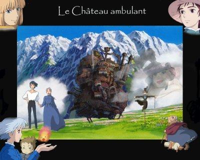 *le Chateau dans le ciel ***