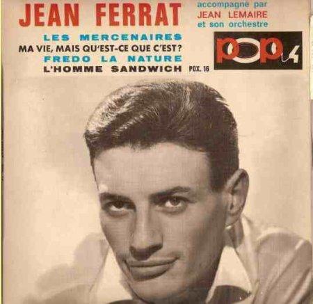 1958 - Les mercenaires (réédition POP 4)
