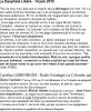 2010) Article du Dauphiné Libéré du 14 juin 2010