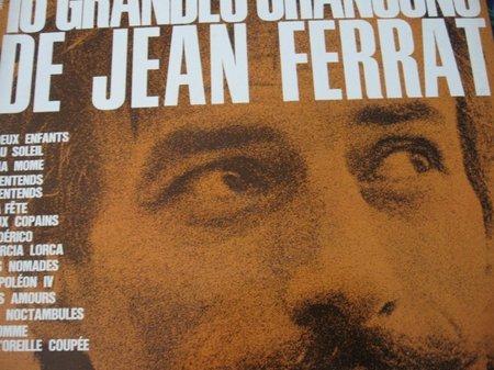 1962) Jean FERRAT - Album 33T