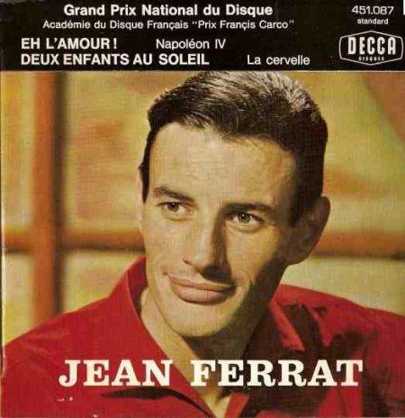 1962) Jean FERRAT  - Eh l'amour