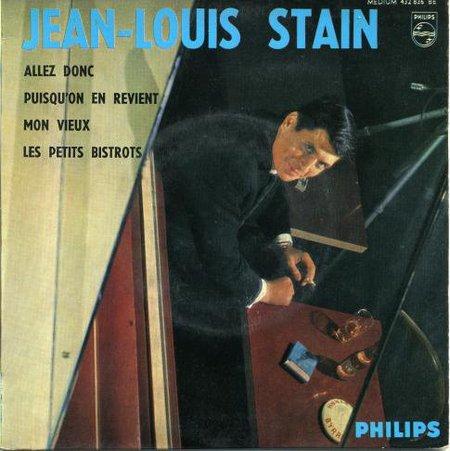"""1963 - 1ère version de  """"Mon vieux """"  Musique de Jean FERRAT"""