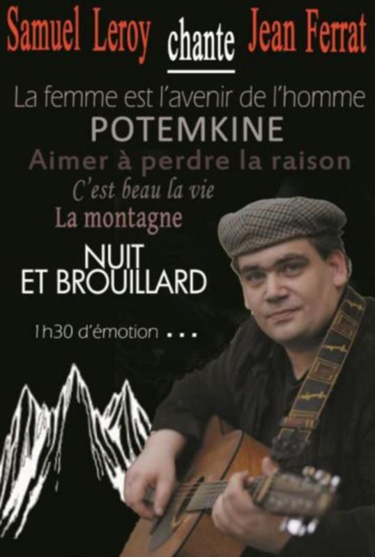 2017) Samuel LEROY chante FERRAT