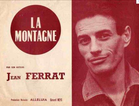 1964 - La montagne ( chez Alléluiah )
