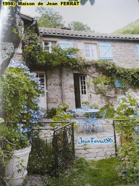 1998)  Maison de Jean FERRAT