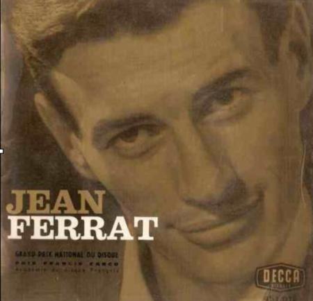 1961) Jean FERRAT - Ma môme (Grand Prix National du disque)