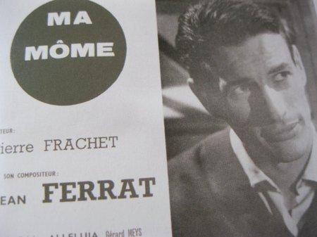 1960-  Ma môme  (1ère édition chez Alléluiah )