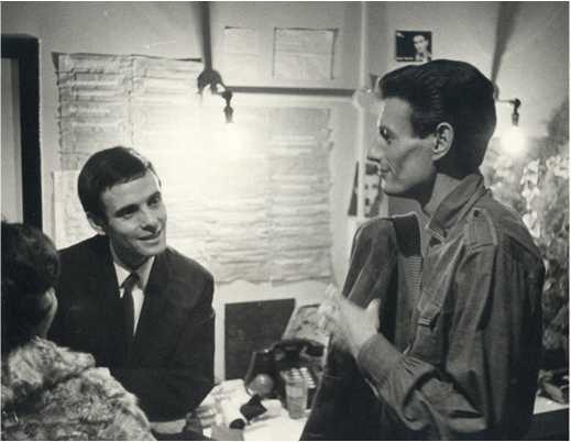 1962) Jean FERRAT et Jean Chrisdtophe AVERTY