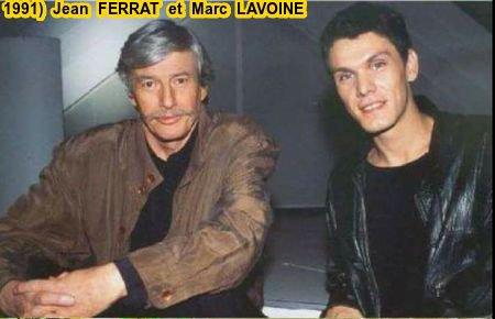 1991) Jean FERRAT et Marc LAVOINE
