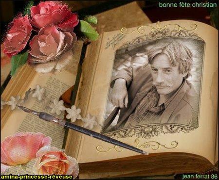 MERCI à mes amies Marie - Véro - Liliane - Huguette - Elisabeth - Josy -