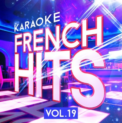 2013) Pochette Version Karaoké '' French Hits '' (Style Jean FERRAT) Vol19 (sorti le 2 Décembre 2013)