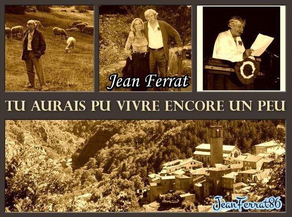 1991) Jean Ferrat - Tu aurais pu vivre encore un peu