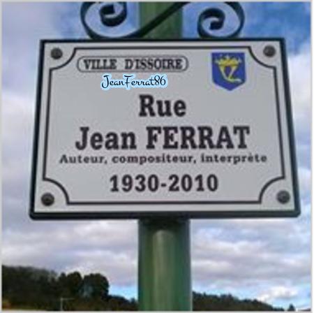 2013)  Rue Jean FERRAT à Issoire (63500)
