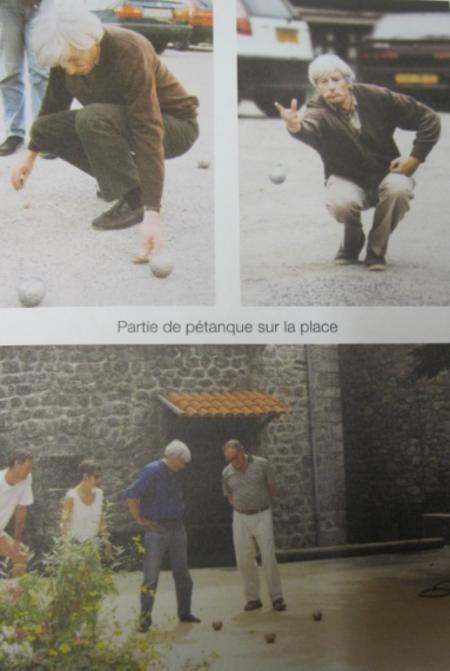 """2015)   Photos du livre de Colette FERRAT  """" Jean, un homme qui chante dans mon coeur """" chez Michel LAFON"""