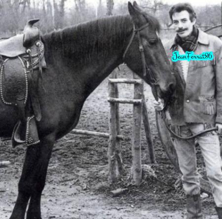 1967) Jean FERRAT à Antraigues