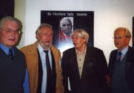 1998)  Exposition Louis ARAGON