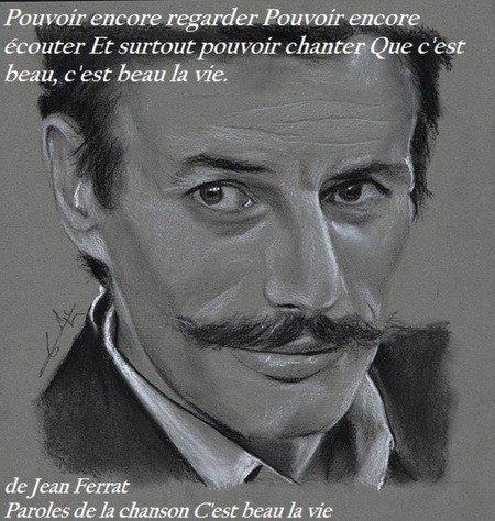 Montage de Jean FERRAT - ( Perso + Trouver sur le net)