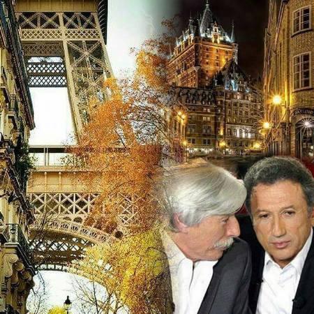 Montage Photos de Jean FERRAT (Perso + Trouver sur le net)