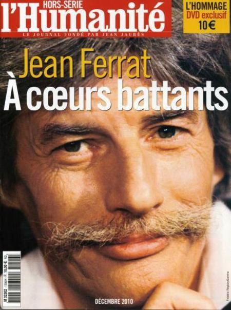 2010)  Jean FERRAT à Coeur Battants