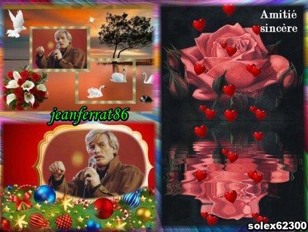 Cadeaux de mes amies Annickblogcadeau - Blanche628 - Janine-Aline - Starmusic25 - Sylvie - Marie Claude -