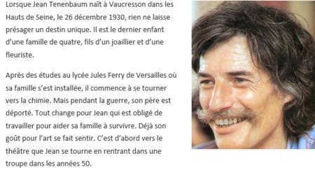 2010) Biographie de jean FERRAT